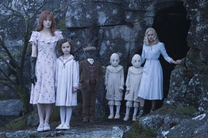 Miss Peregrine's Home for Peculiar Children 3D filmstill