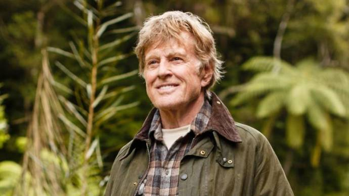 Robert Redford (Grace's father)