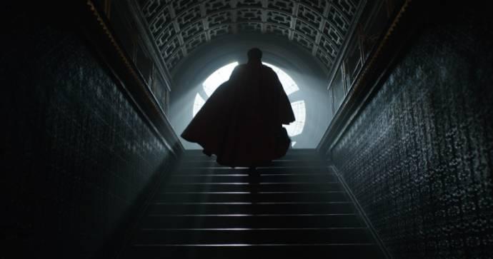 Doctor Strange 3D filmstill