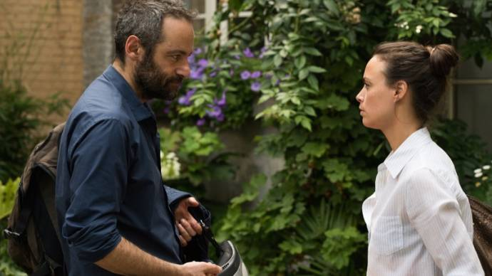 Cédric Kahn en Berenice Bejo