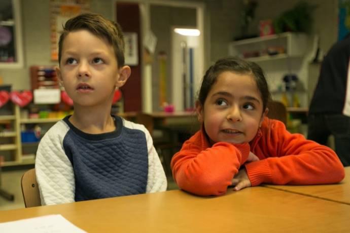 De kinderen van Juf Kiet filmstill