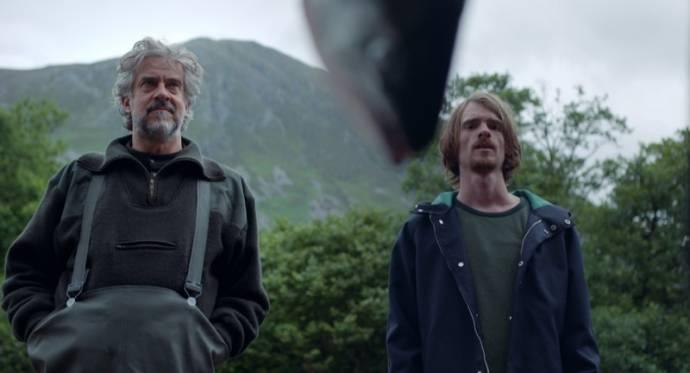 Leopold Witte (Victor) en Tim Linde (Zack)