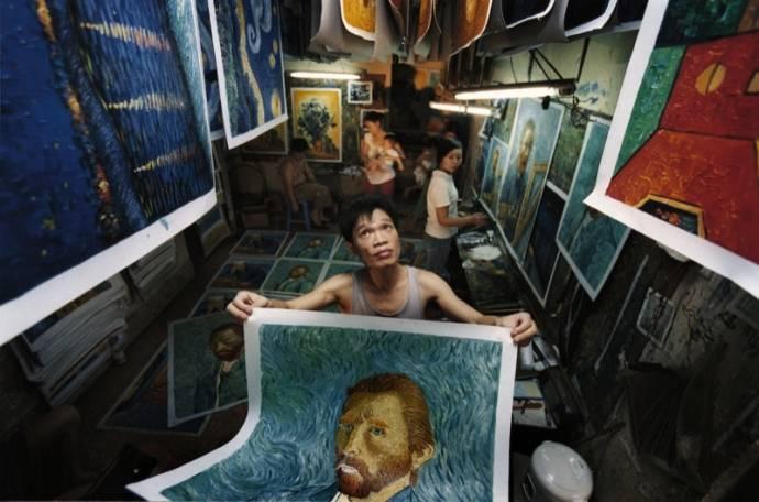 China's Van Gogh filmstill