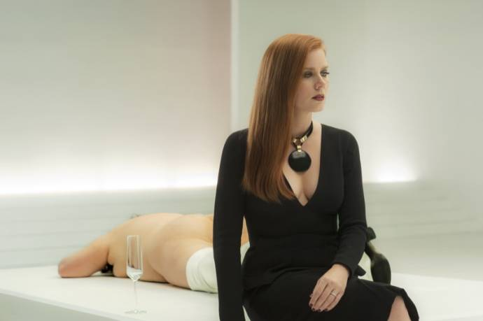 Amy Adams (Susan Morrow)