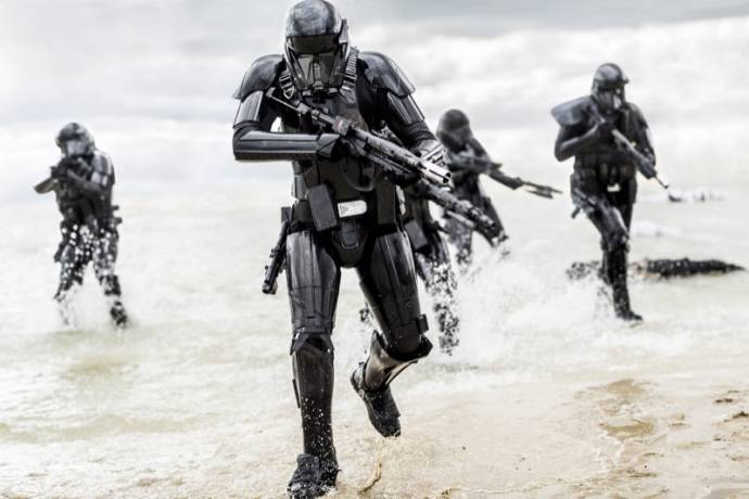 Rogue One: A Star Wars Story 3D filmstill