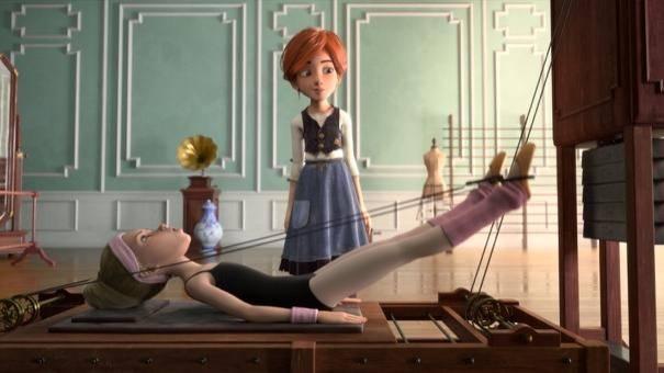 Ballerina 3D (NL) filmstill