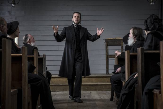Guy Pearce (The Reverend)