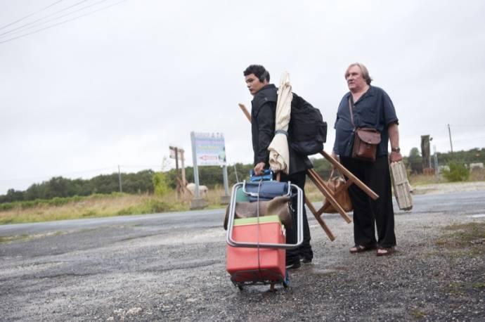 Sadek (Far'Hook) en Gérard Depardieu (Serge Desmoulins)