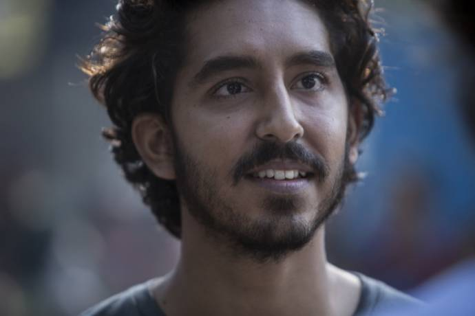 Dev Patel (Saroo Brierley)