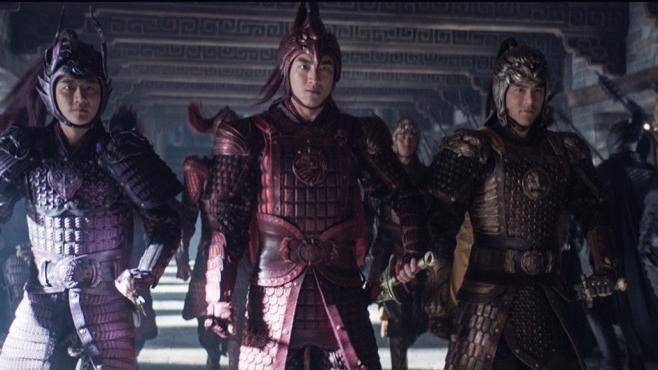 The Great Wall filmstill