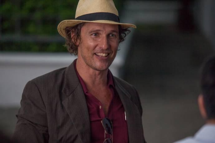 Matthew McConaughey (Kenny Wells)