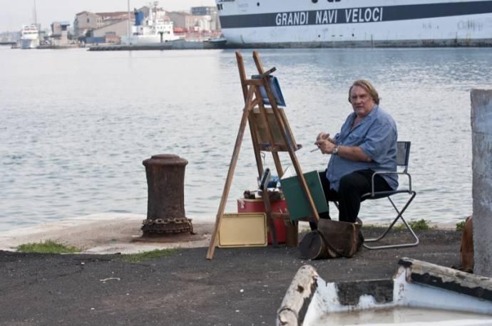 Gérard Depardieu (Serge Desmoulins)