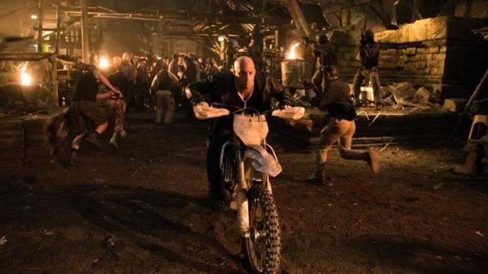 Vin Diesel (Xander Cage)