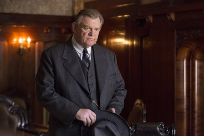 Brendan Gleeson (Thomas Coughlin)