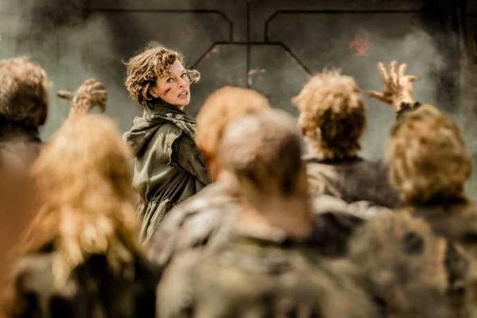 Resident Evil: The Final Chapter filmstill