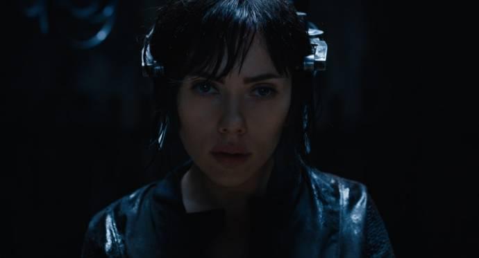 Scarlett Johansson (The Major)