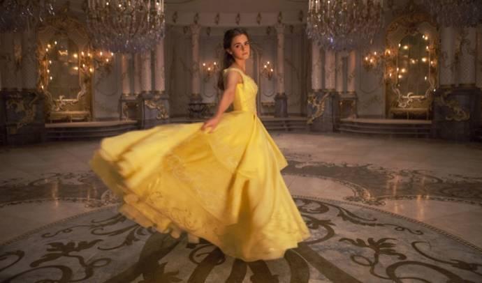 Emma Watson (Belle) in Beauty and the Beast (NL)