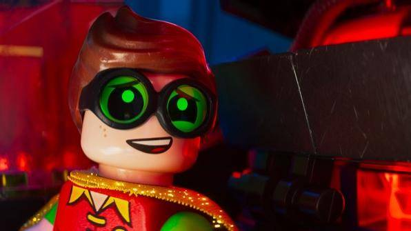 The Lego Batman Movie filmstill
