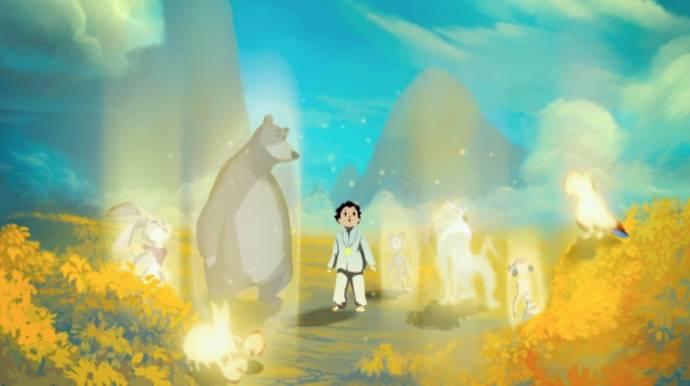 Life, Animated filmstill