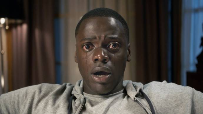 Daniel Kaluuya (Chris) in Get Out