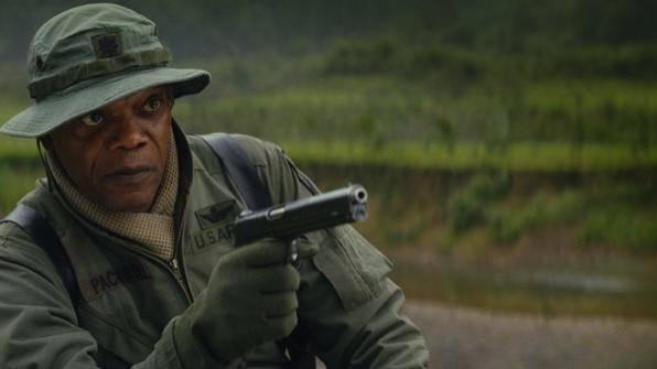 Samuel L. Jackson (Lieutenant Colonel Packard)