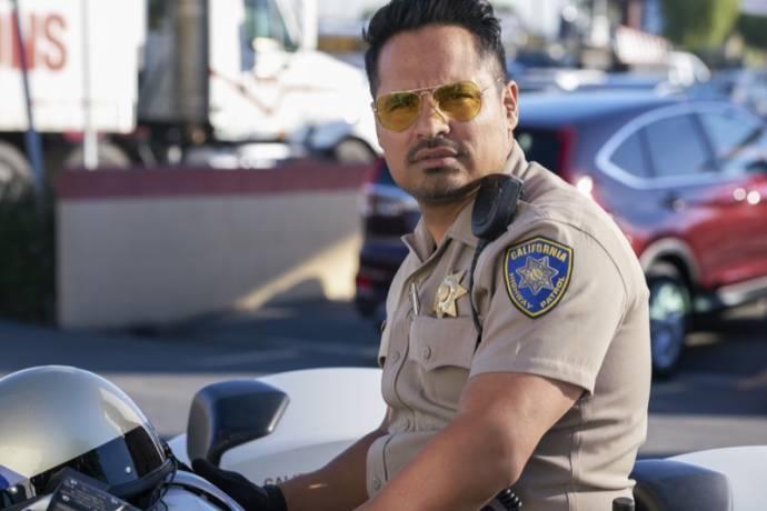 Michael Peña (Frank 'Ponch' Poncherello)