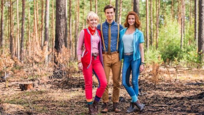 Bibi & Tina 3: jongens tegen de meiden (NL) filmstill