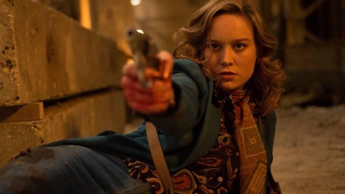 Brie Larson (Justine)