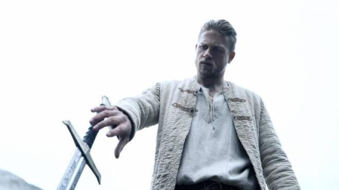 Charlie Hunnam (King Arthur)