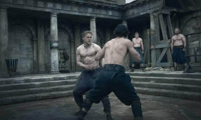 King Arthur: Legend of the Sword filmstill