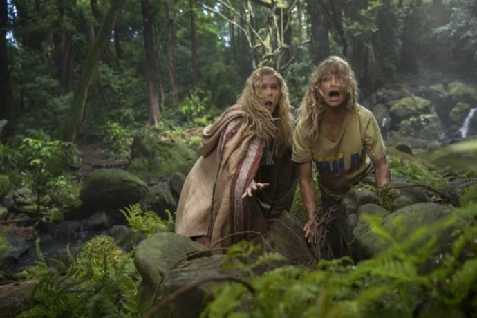Amy Schumer en Goldie Hawn