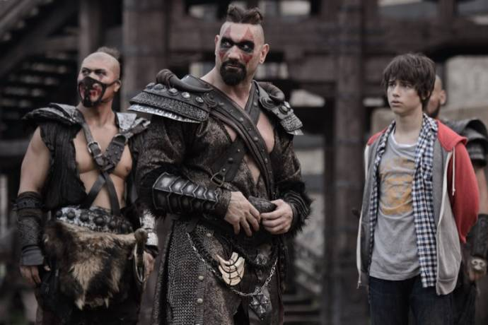 Warrior's Gate filmstill