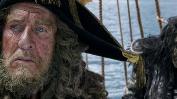 Pirates of the Caribbean: Salazar's Revenge filmstill