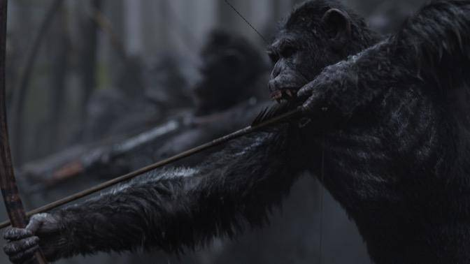 War for the Planet of the Apes filmstill