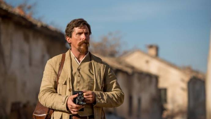 Christian Bale (Chris Myers) in The Promise