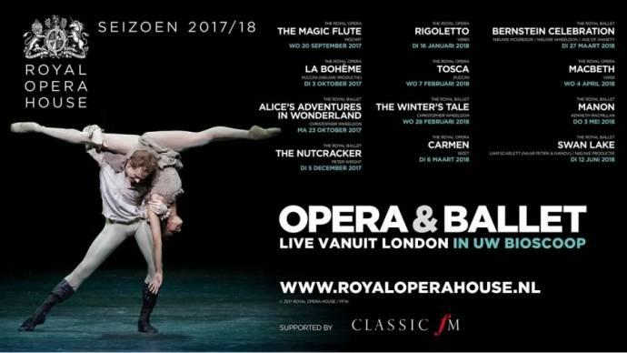 The Royal Ballet: Bernstein Celebration filmstill