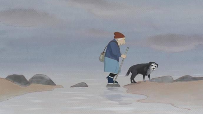Louise en hiver filmstill