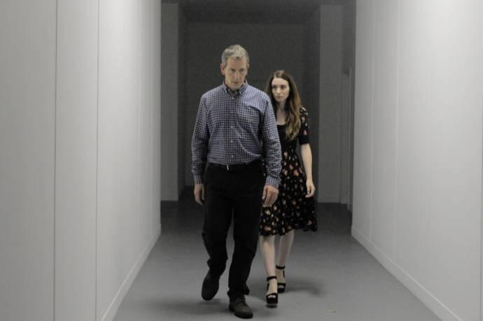 Ben Mendelsohn (Ray) en Rooney Mara (Una) in Una