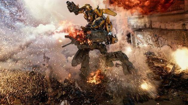 Transformers: The Last Knight 3D filmstill