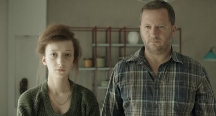 Mili Eshet (Yifat Greenbaum) en Alon Pdut (David Greenbaum)