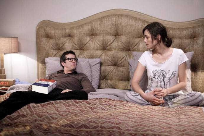 Guillaume Canet (Guillaume Canet) en Marion Cotillard (Marion Cotillard)