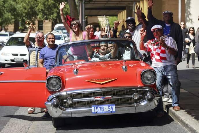 Buena Vista Social Club: Adios filmstill