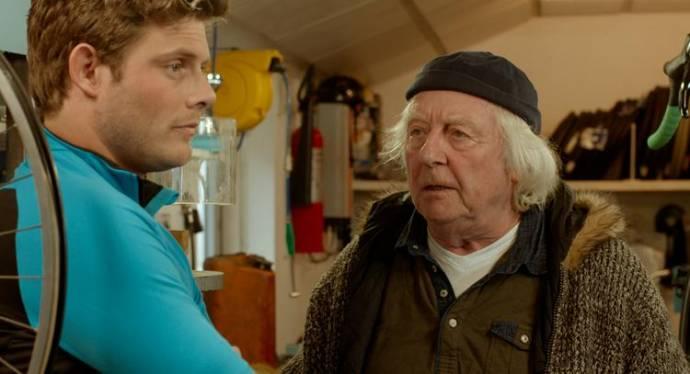 Tim Douwsma (Luuk) en Aart Staartjes (Dieter)