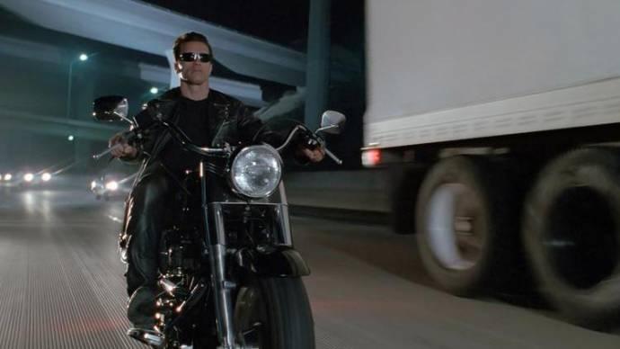 Arnold Schwarzenegger (The Terminator)