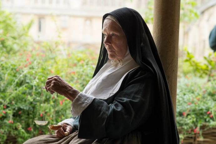Judi Dench (The Abbess of St. Ursula)