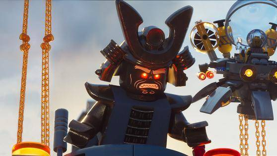 The LEGO NINJAGO Movie 3D filmstill
