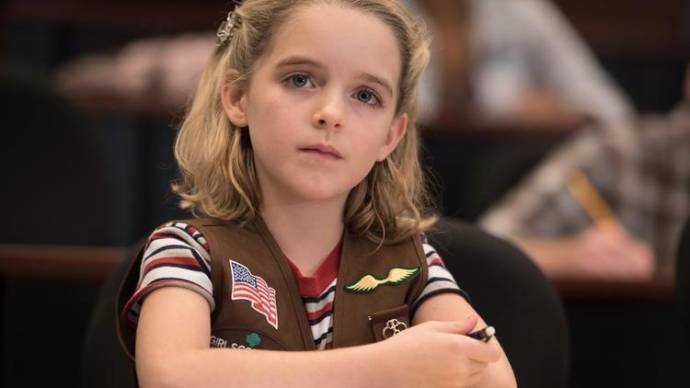 Mckenna Grace (Mary Adler (as McKenna Grace))