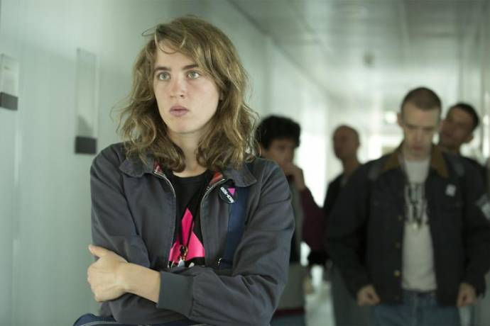 Adele Haenel (Sophie) in 120 battements par minute
