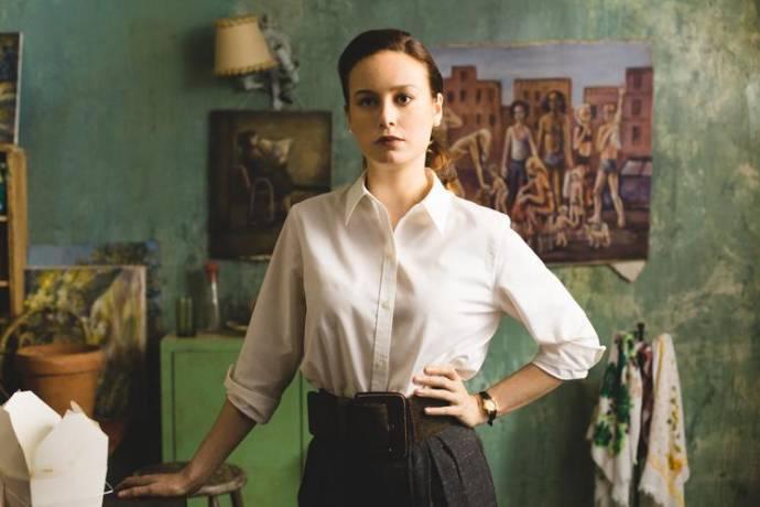 Brie Larson (Jeannette Walls)