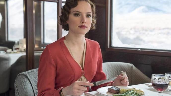 Daisy Ridley (Mary Debenham)